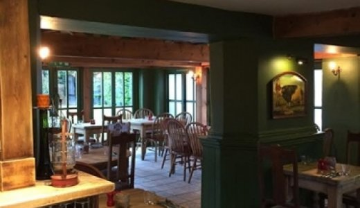 G And D Lh Dining Room