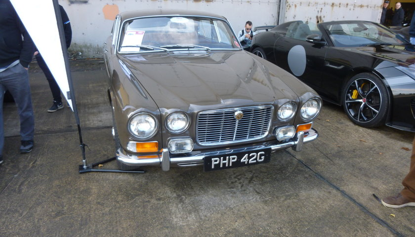 Sir W Lyons Xj And Project 7 Xk
