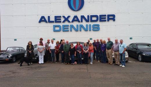 Alexander Dennis Group