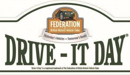 Drive It Day Logo