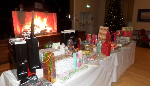 Staffordshire North Region 131 Raffle Prizes