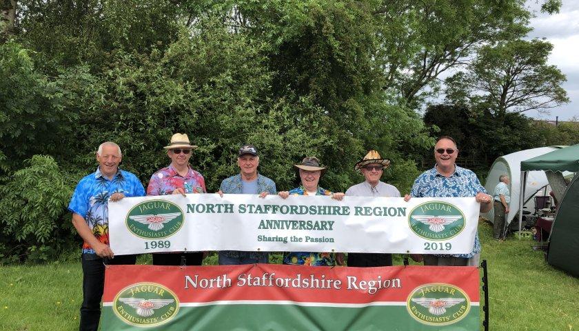 Staffs North Region Gents
