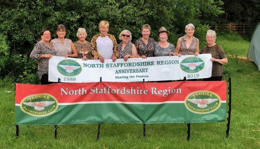 Staffs North Region Ladies