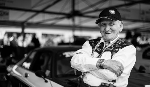 Avant Norman Dewis Goodwood 1