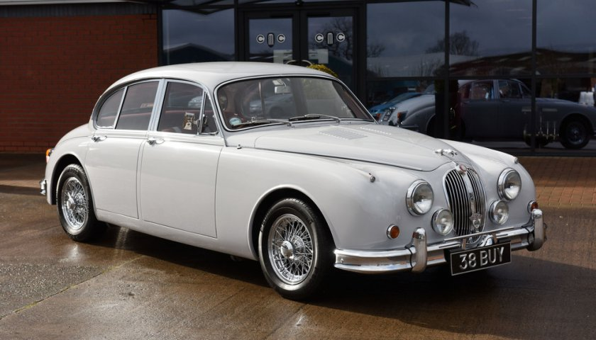 Jaguar Coombs Mk2 1 Yg Xlarge