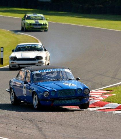 Oulton Park Guy Connews Xjj6 Coupe 2