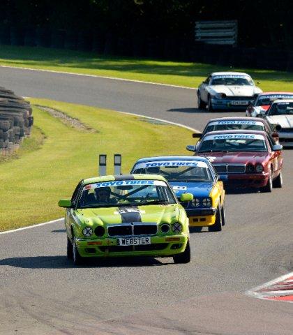 Oulton Park Guy Connews Xjj6 Coupe