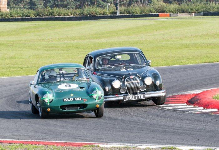 Jaguar Vs Lotus