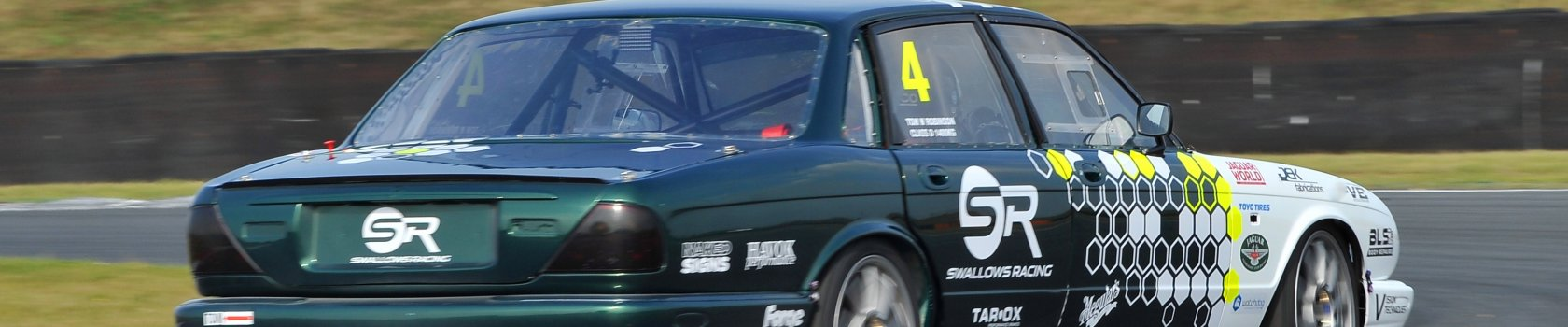 Tom Robinson Had A Perfect Weekend In The Xjr6