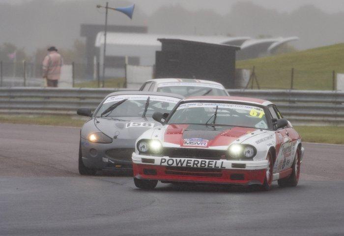 Colin Philpott Battles With Derek Pearce Cg