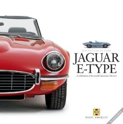 Haynes Great Cars Etype