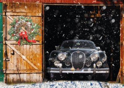 Mk 1 Christmas Card