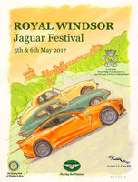Windsor Limited Edition Poster 17 Feb