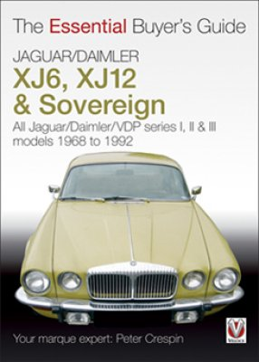 Xj6 Xj12 Sov Essential Buyers Guide