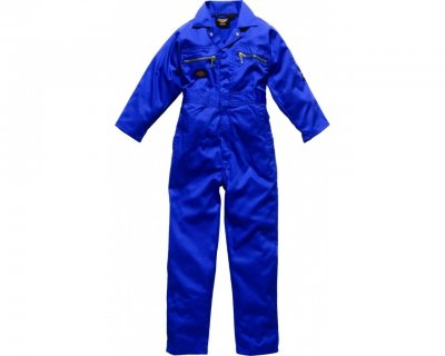 Childrens Overalls Blue