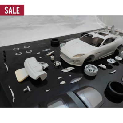 Sale Jaguar F Type Explosion Model