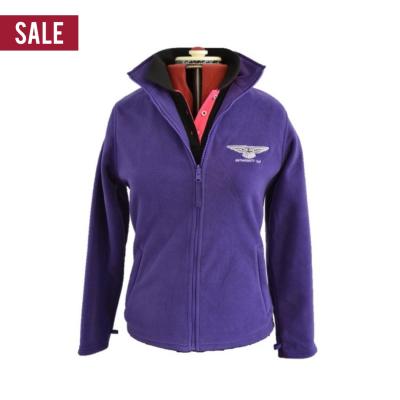 Sale Ladies Club Micro Fleece Purple