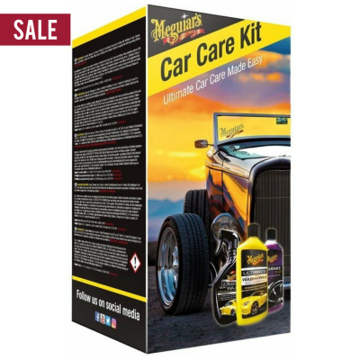 Sale Meguiars Car Care Kit