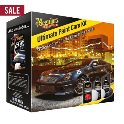 Sale Meguiars Ultimate Paint Care Kit