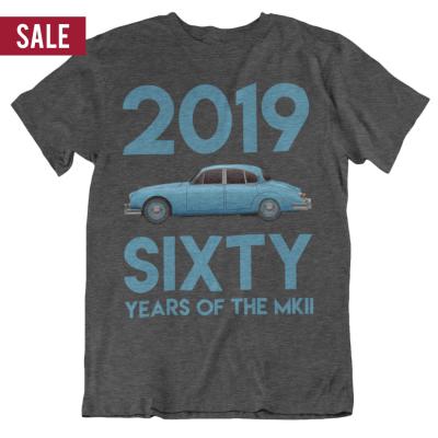 Sale Mk2 60 T Shirt Charcoal