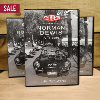 Sale Norman Dewis In His Own Words Dvd