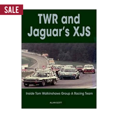 Sale Twr And Jaguar Xjs Book