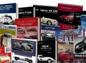 Jaguar Books Composite Image