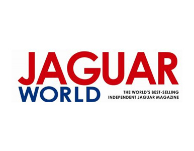 Jaguar World Logo
