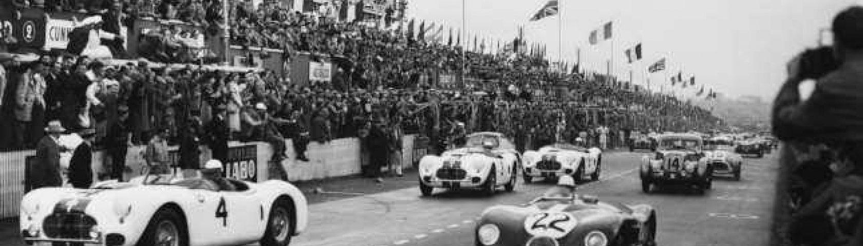 Le Mans 1951 Sir Stirling Moss Jack Fairman Jaguar Xk 120C Lat Motorsport Images Goodwood 07062019