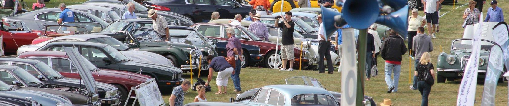Jaguar Enthusiasts' Club Image