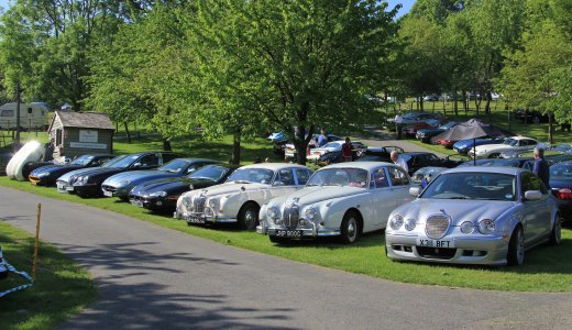 Jaguar Enthusiasts' Club Image