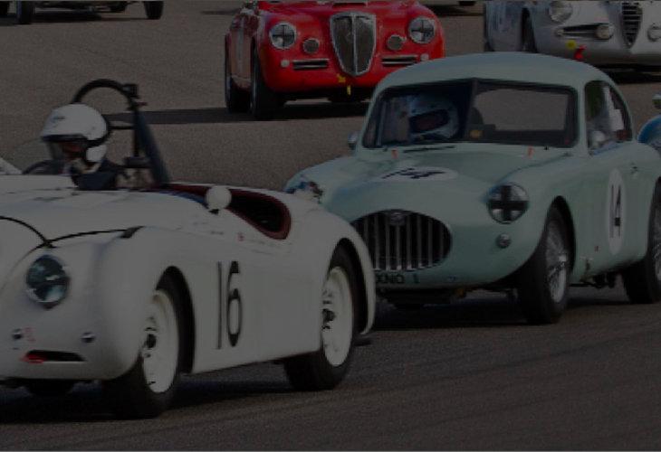 Racing Involved Bg