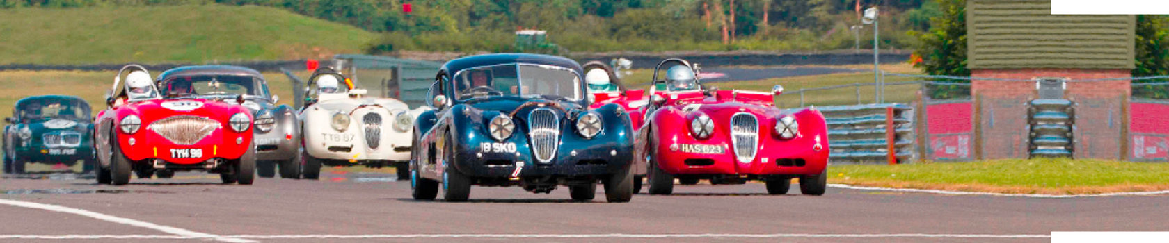 Racing Series Banner