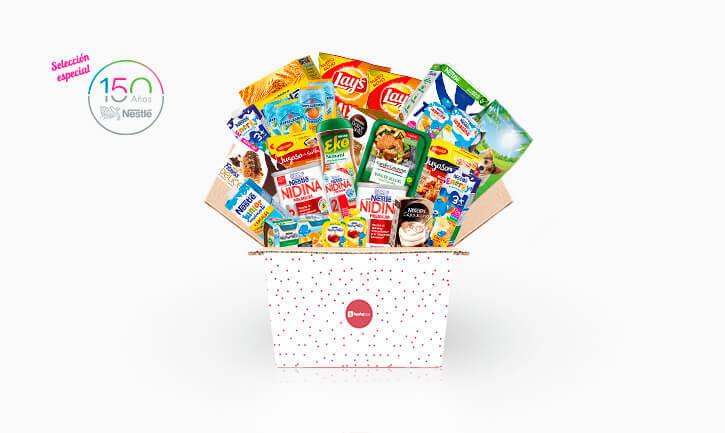 Selección Nestlé en TestaBox
