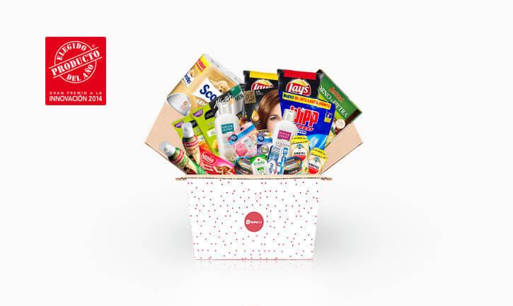 Selección Producto del año en TestaBox