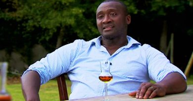 The former Celtic defender who is now Africa's first Cognac maker
