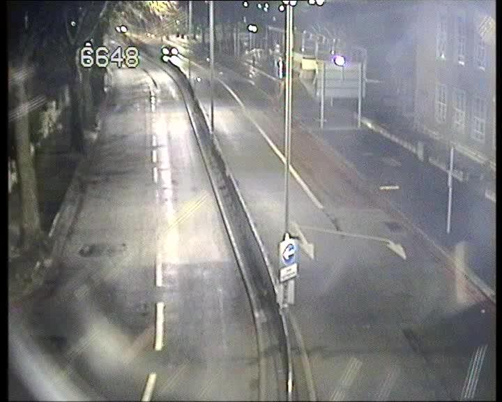 M4 J1 Near Chiswick Roundabout