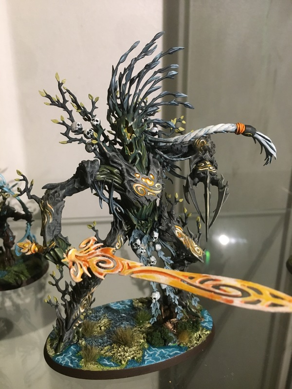 My sylvaneth project - Painting and Modelling - The Grand