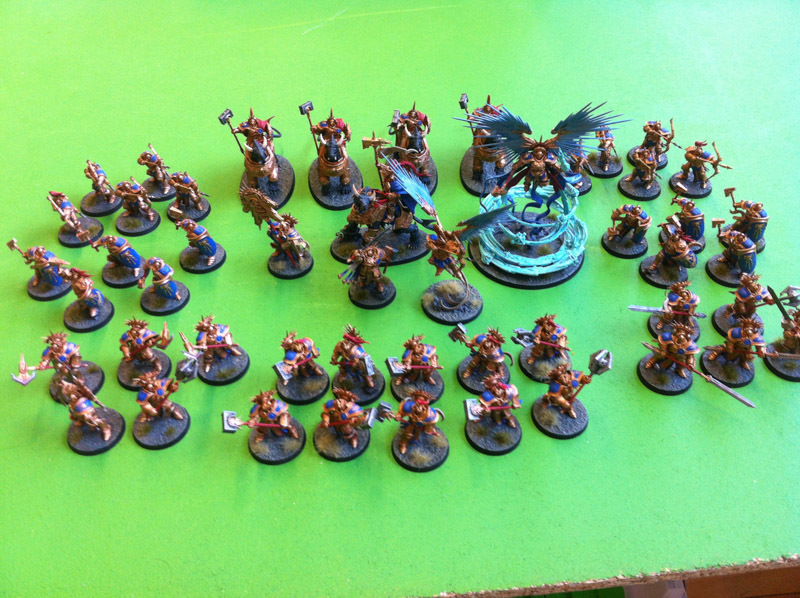 Stormcast Eternal Army - SCGT 2016