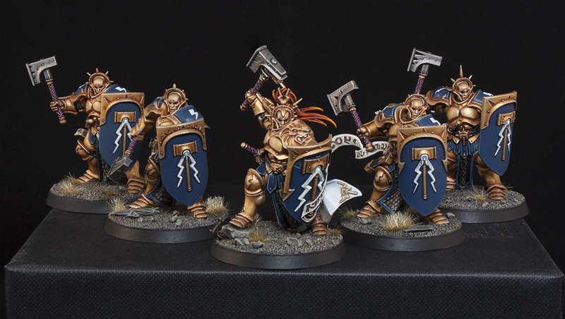 Liberator Unit of the Firestorm Warrior Chamber