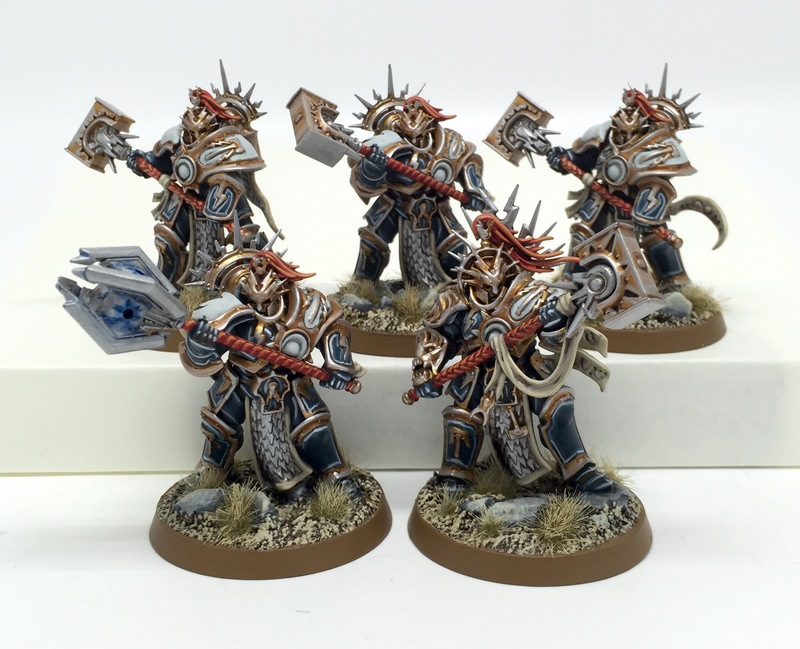 Stormcast Retributors
