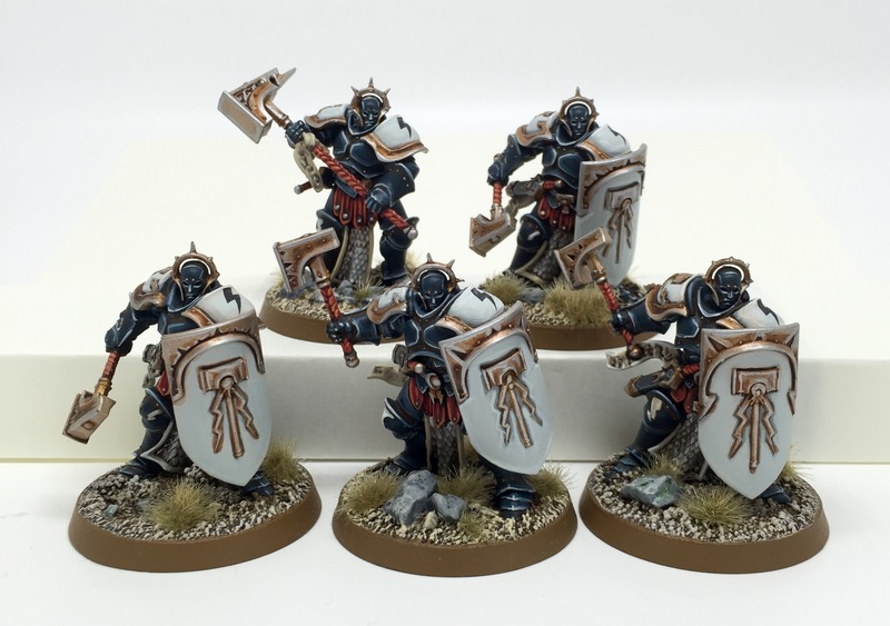 Knights of Azyr Liberators