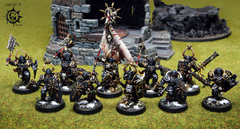 Everchosen Chaos Warriors