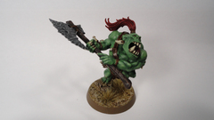 Savage Orruk Warboss
