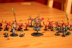 1000 points Daemons of Tzeentch