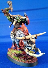 Warboss on Boar