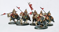 2nd unit of black knights