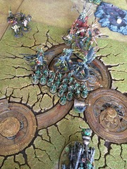 Clash of the Plague armies