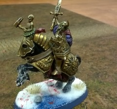 Wight King on Wraith Steed
