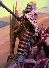 Wight Lord on Zombie Dragon